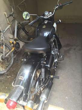 Classic 500 bullet BIKE IN SUPERB CONDITION .