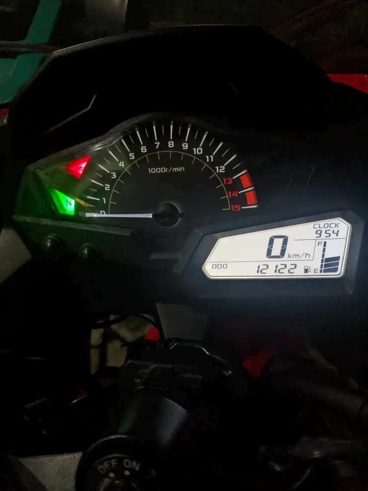 Kawasaki Ninja 250fi istmw