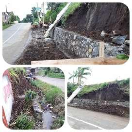 Tanah Pinggir Jalan Sudah Progress SISA 1 UNIT Kawasan Sejuk Di HOOK