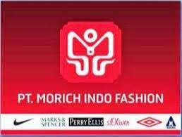 lowongan Pekerjaan PT Morich Indo Fashion