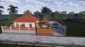 Hunian Nyaman Tertata Rapih KPR Ready di Pramabanan Sleman