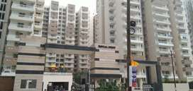 3 Bhk semi furnished flat for rent in Noida extension near Gaur chowk