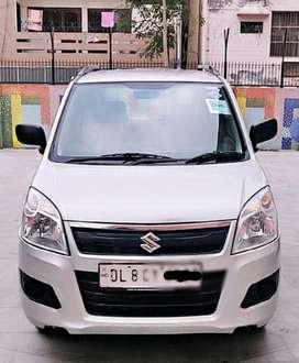 Maruti Suzuki Wagon R LXi BS-III, 2016, CNG & Hybrids