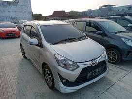Toyota Agya G Matic 2019 (harga lelang)