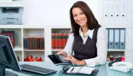 Only Females Required For Banking Accountant