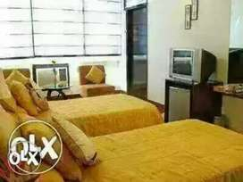 SAINI PG INDIRAPURAM all facilities low price-3999/- (furnished room)