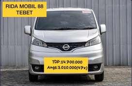 Nissan EVALIA XV NEW 1.5 (4x2) AT 2012 #ridamobil88tebet