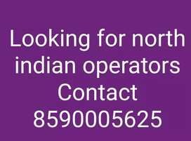 Looking for north indian operators