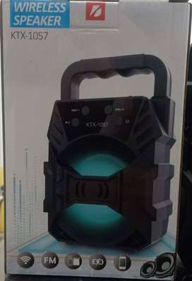 Wireless Portable Speaker KTX-1057