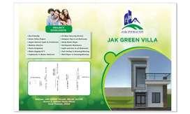 Sale villa in prime location