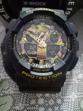 Dijual Jam Tangan Merk G-Shock Resist
