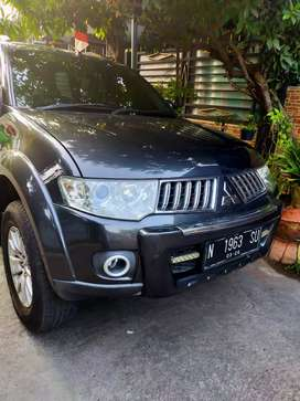 Pajero sport exceed 2011 matic