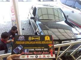 Hanya dg Pasang BALANCE Sport Damper Mobil Jadi Lebih EMPUK & STABIL