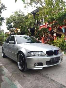 BMW 318i e46 2002 LAMONGAN