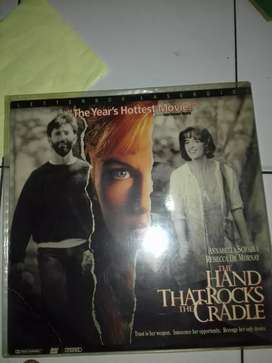 cakram laser disc film the hand that rock the cradle