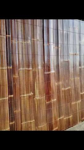 Krey bambu hitam outdoor 430