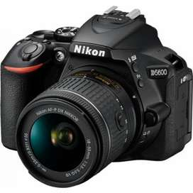 Nikon DSLR for sale in Dera Ghazi Khan