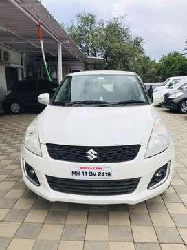 Maruti Suzuki Swift ZXI, 2015, Petrol