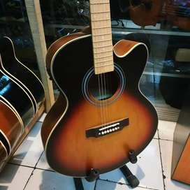 Gitar epiphone mantap bersahaja
