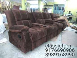 brand new low price 3seater recliner sofa