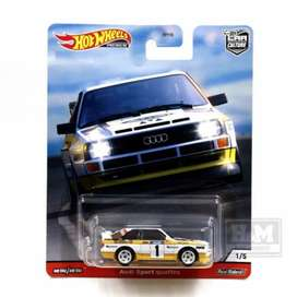 Hotwheels Audi quattro