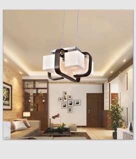 Lampu gantung minimalis dekorasi ruang tamu 799/4 ID35