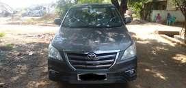Toyota Innova v version