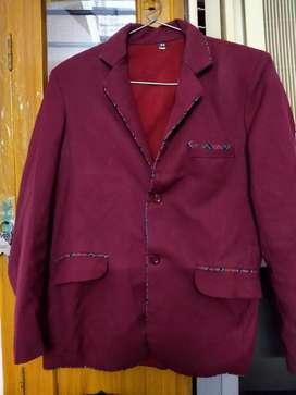 D.A.V.school coat 34 no