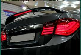 Cruze led tail lights BMW style plug n play