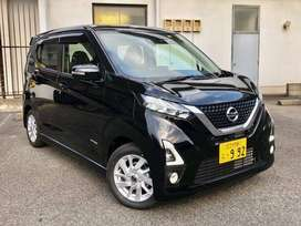 Nissan  Dayz 2020 get on easy monthly installment