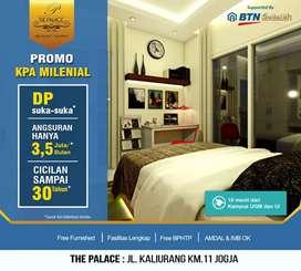 Angsuran 3,5jt Khusus Aceh,Pesan Unit di Apartemen The Palace Sekarang