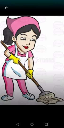 Female maid urgently required