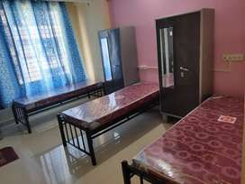Only boys Pg apartment in near ghansoli railway station.