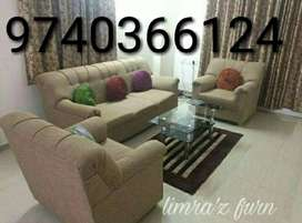 Brand new luxurious Italian designs of sofa sets at cheap price
