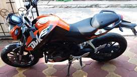 KTM Duke 200 - in good condition
