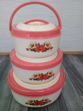 3 pise hot pot set