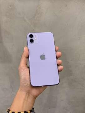 Iphone 11 64 gb fullset