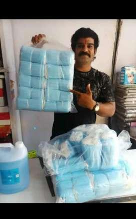 1 lakh mask sell urgently