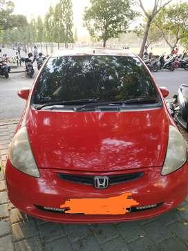 Honda Jazz 2004 IDSI MT Merah