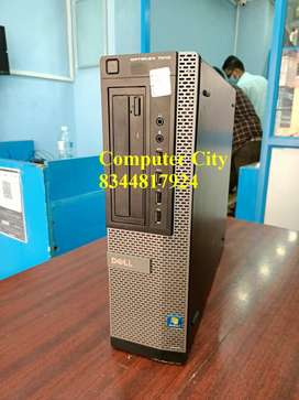 Justified Offer - Dell 7010 - i7(3rd) - 4Gb - 500Gb – Rs. 15500/- CPU
