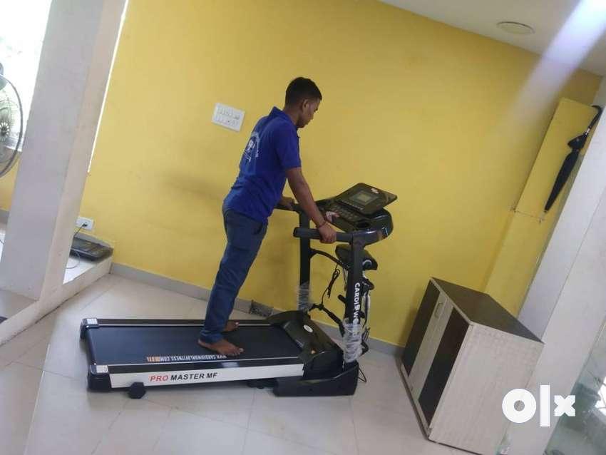 Cardio Brand Treadmill Promaster Multi Model
