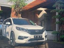 dijual cepat Honda CRV 2.4 Prestige Sunroof a/t 2015