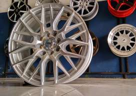 jual velg racing HSR R15x65 pcd 8x100-1143 smf