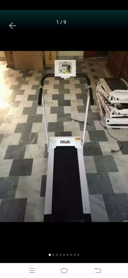 Brand new electric treadmill