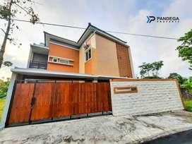 Rumah Perumahan Full Furnished di Jl Palagan Km 9 Dekat Hyatt, UGM