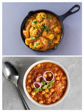 I need a chef for making chicken & veg curry for chapati.