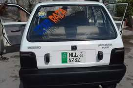 Mehran 2006 model, very good condition, no any work required