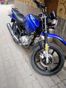 Yamaha Ybr in good condition. Issue date 11/10/18