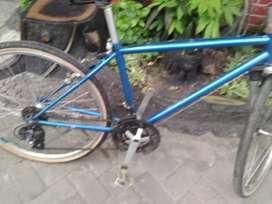 "Sepeda MTB clasic size 26"" 5 speed istimewa"