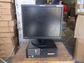 Dell Core I5 4th gen full set desktop ( 4gb ram 1 tb hdd ) led 19''inc